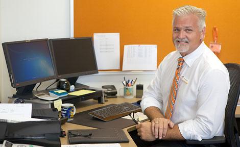 Keith Svendsen - Principal